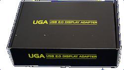 DRIVER UPDATE: UGA USB DISPLAY ADAPTER